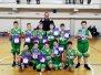 1 тур 17-го Межрегионального чемпионата Детской Байкальской Баскетбольной лиги (ДББЛ) по баскетболу среди команд мальчиков 2009 -2010 гр