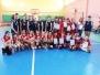 Финал г. Иркутска по волейболу среди школьников 2015 года.