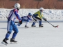 Финал г. Иркутска среди школьных команд по хоккею «ринк-бенди»