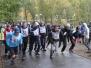 Легкоатлетический кросс в Ленинском округе г. Иркутска