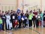 Настольный теннис среди семейных команд в г. Иркутске.