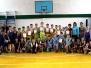 Первенство Ленинского округа по баскетболу среди школ.