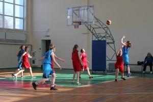 БАСКЕТБОЛ «Лучший класс» на финале г. Иркутска