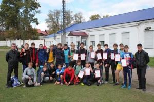 Мини-футбол на призы «Золотая осень»